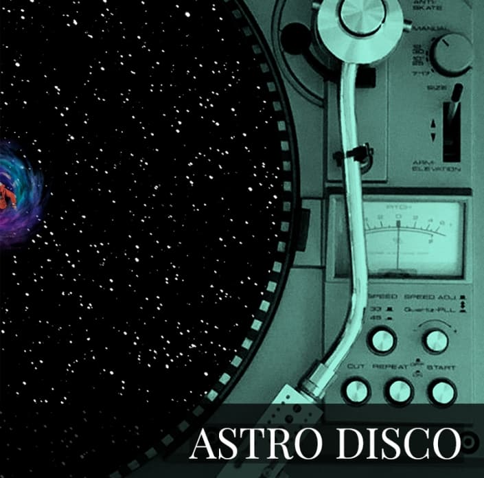 NFT - ASTRO DISCO by Acid Button