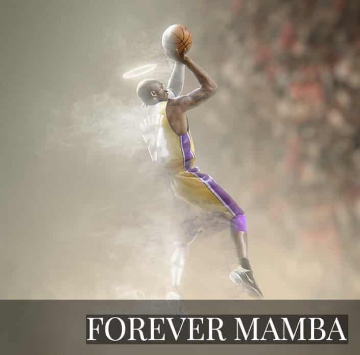 NFT - Forever Mamba by Boss Logic