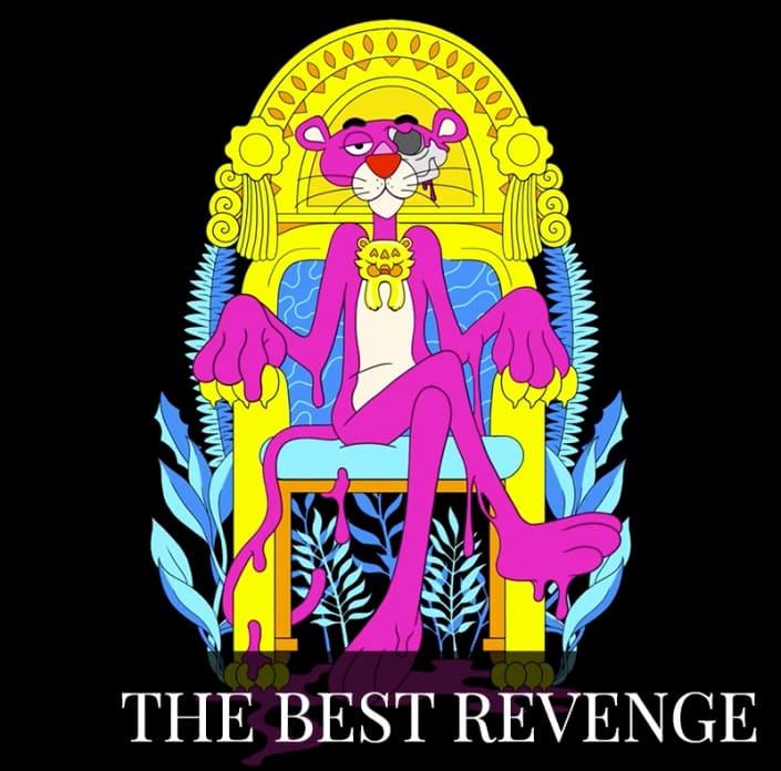 NFT - The Best Revenge by Matt Gondek