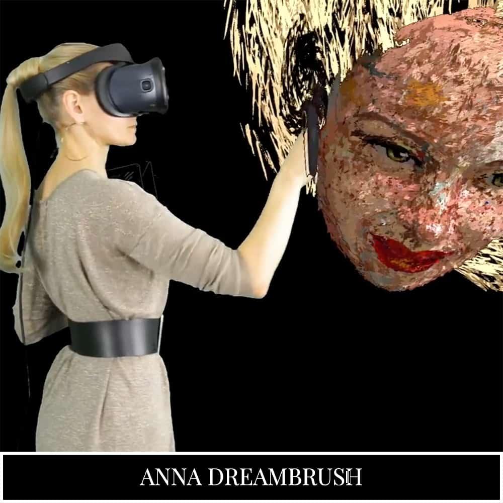 Anna DreamBrush New NFT